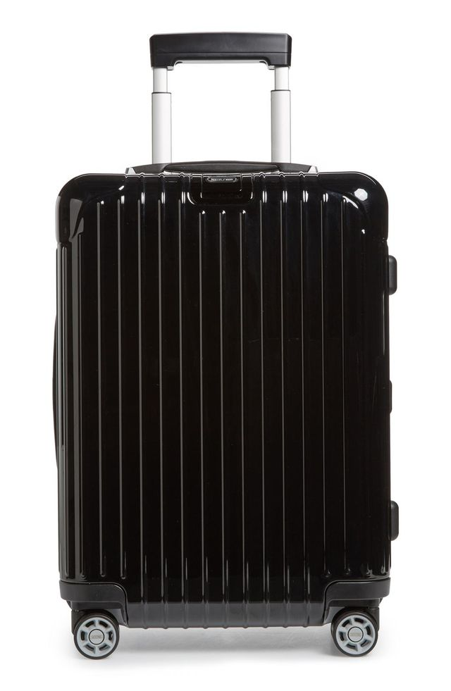 Rimowa Salsa Deluxe 22-Inch Cabin Multiwheel Carry-On - Blue