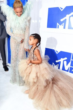 Confirmed: Blue Ivy Has a Stylist