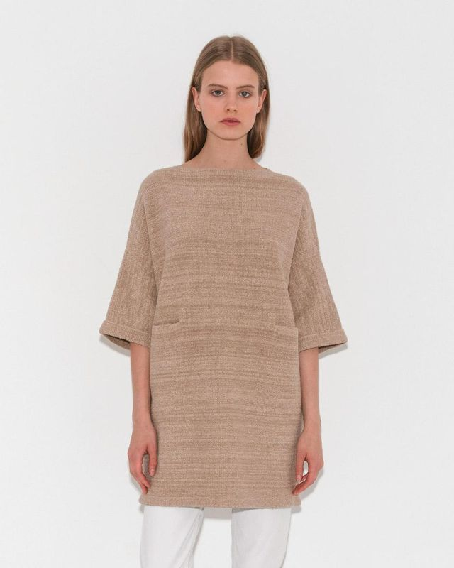 New Trapezoid Dress