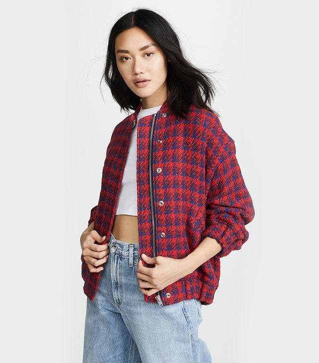 Quileddy Bomber Jacket
