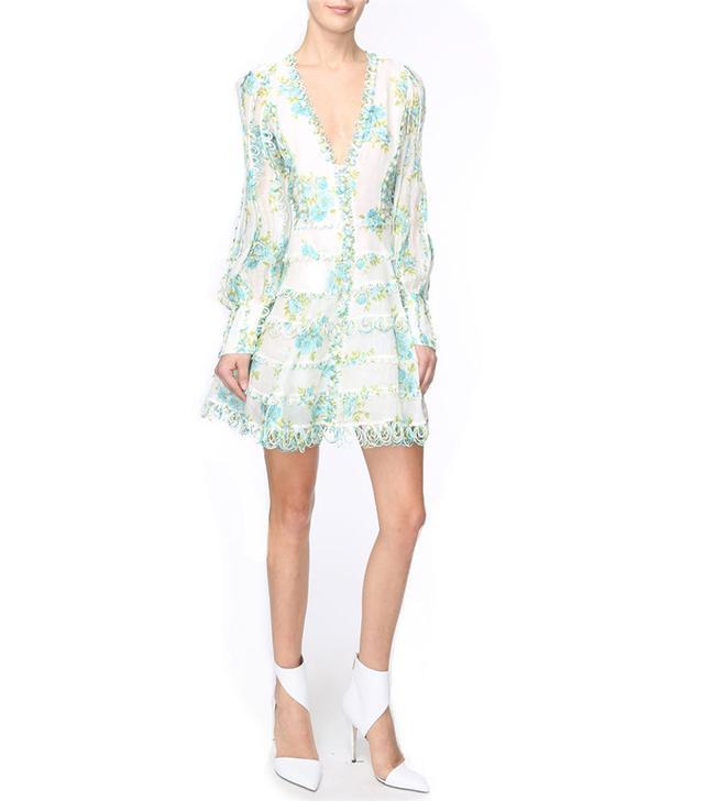 Zimmermann Breeze Honeymooners Mini Dress