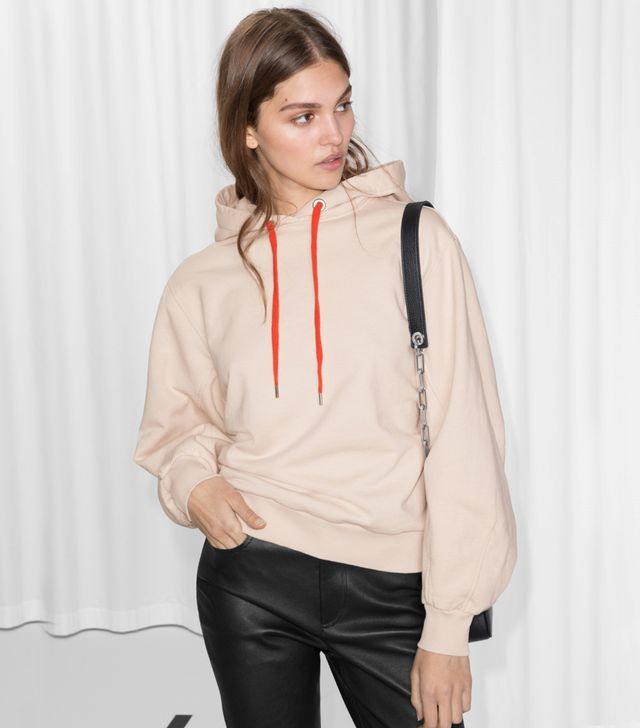 & Other Stories Oversized Hoodie