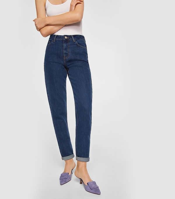 Mom relaxed jeans