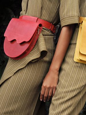 The Fashion Psychology Behind Wearing a Fanny Pack—Yes, Really