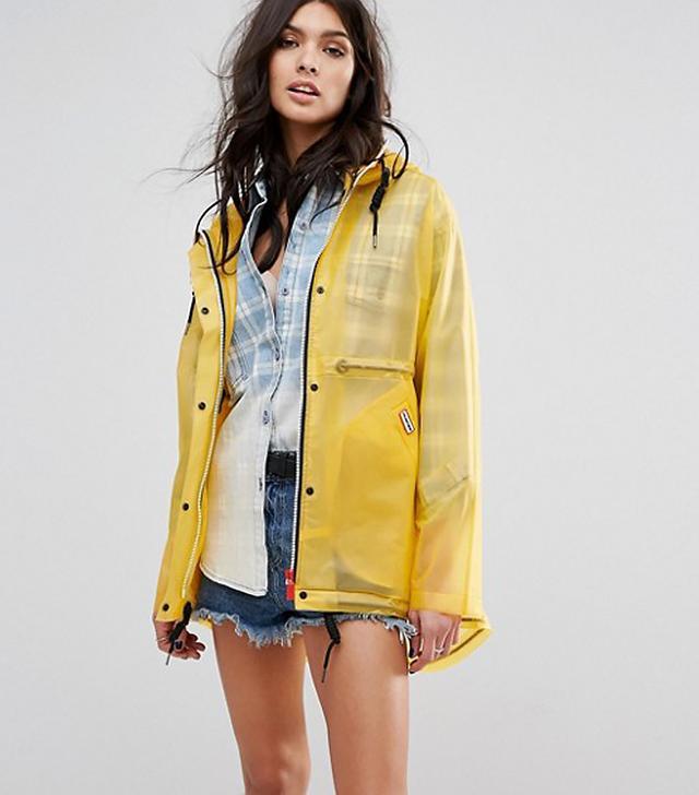 Hunter Original Festival Raincoat