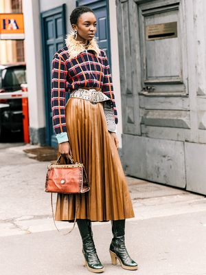 And Now, How to Wear a Belt With Everything You Own