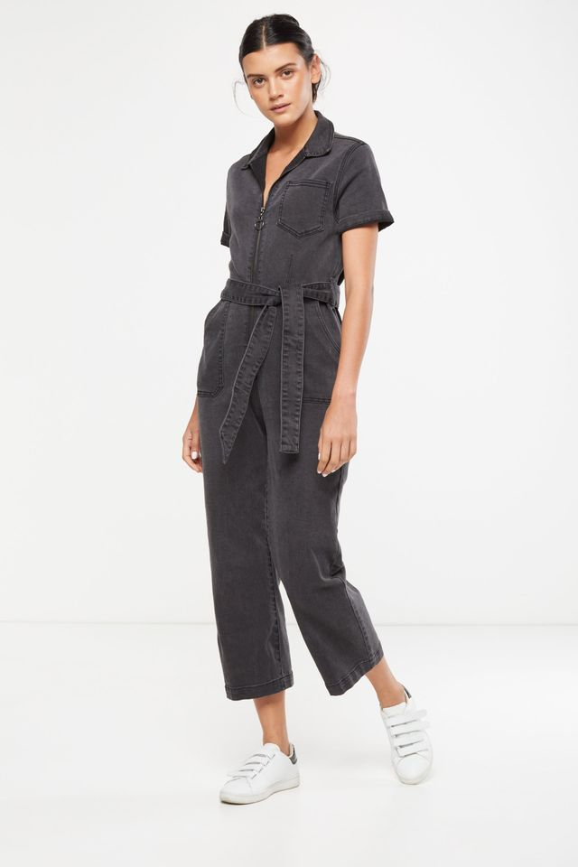 Cotton On Cropped Overall