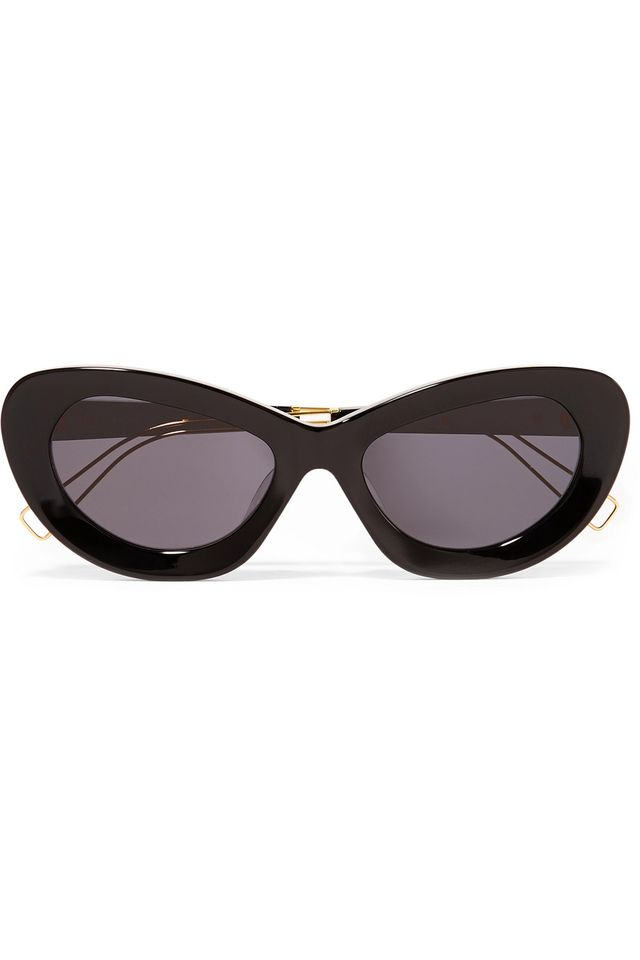 Rejina Pyo X Projekt Produkt Cat-Eye Acetate Sunglasses