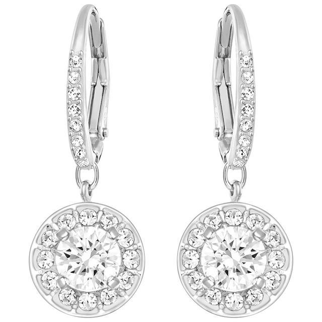Swarovski Attract Light Pierced Earrings