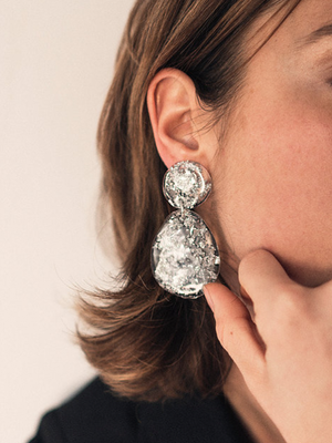The Crazy Earrings You've Been Seeing Everywhere Are Made by a New Zealand Brand