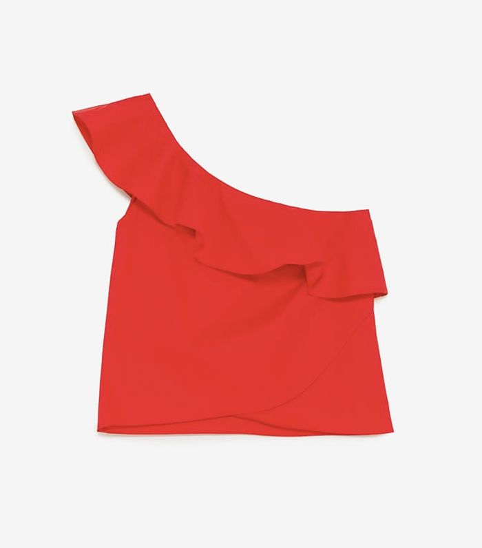 Trust Me, Everyone's Going to Buy These Tops From Zara This Week 11