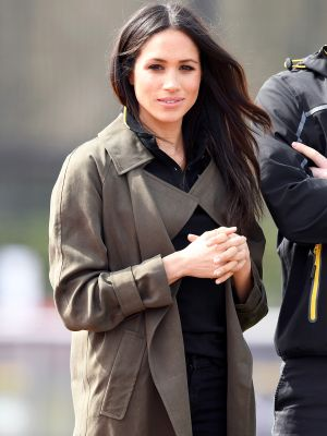 Meghan Markle Traded Skinny Jeans for a Style You Weren't Expecting