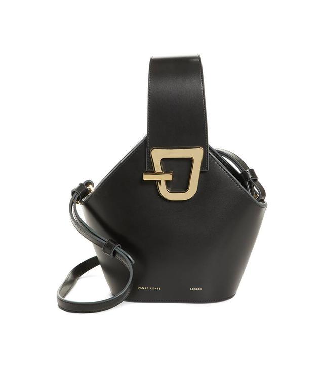 Danse Lente Mini Johnny Leather Bucket Bag -