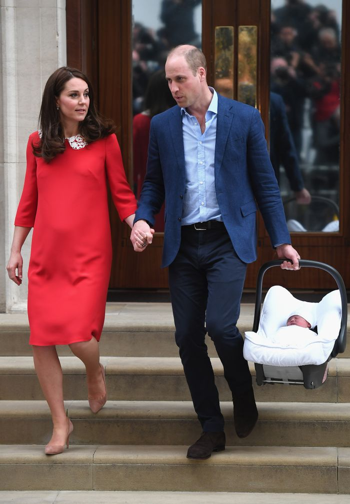 Kate Middleton Gives Birth to Baby Number Three | Who What ...