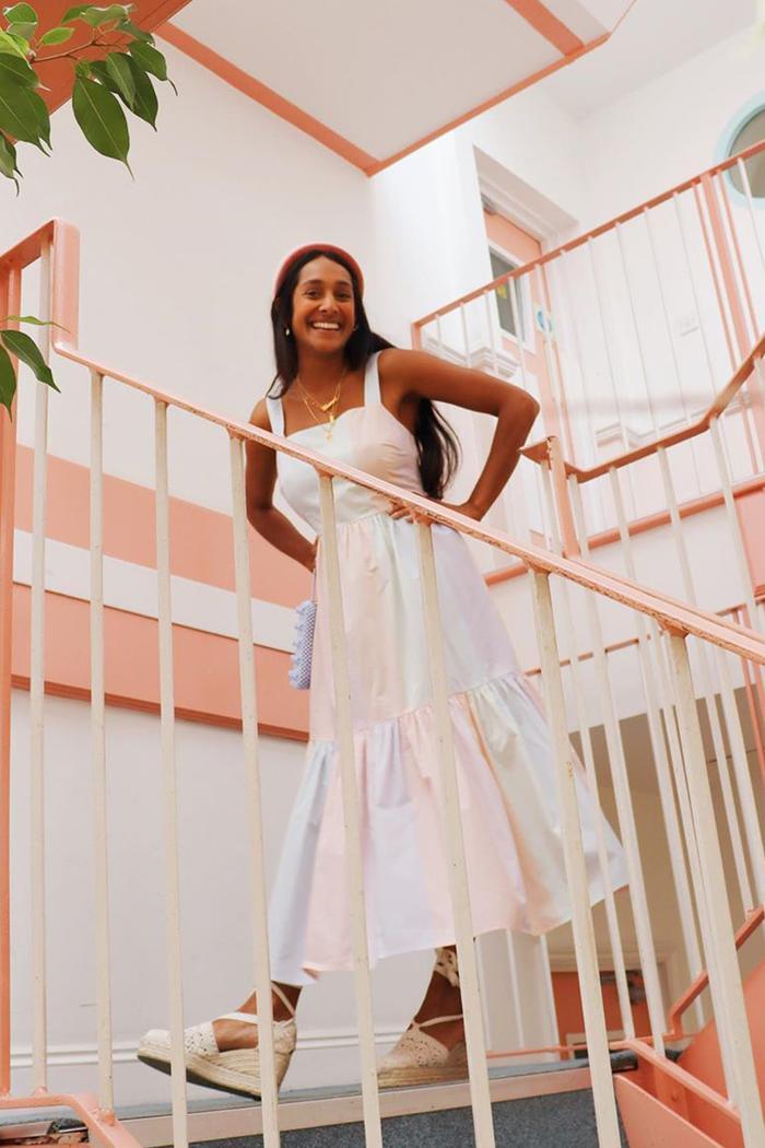 Best White Dresses: Heartzeena