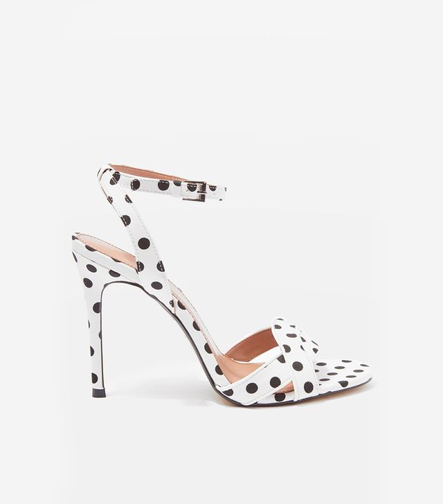 Sally Polkadot Sandals