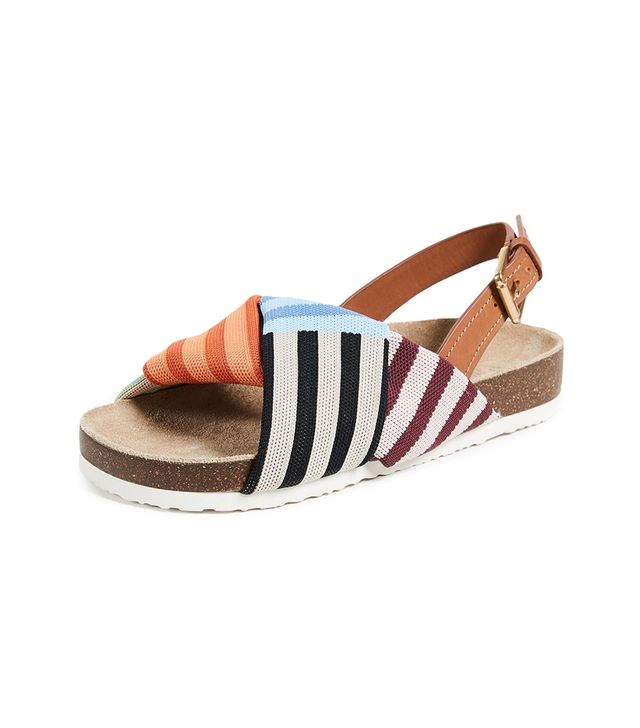 Corey Platform Sandals