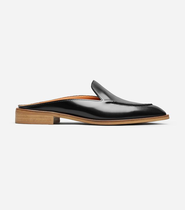 The Modern Loafer Mule