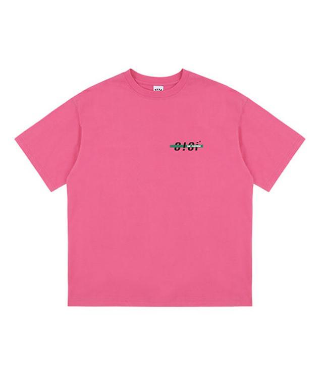 5252 by O!OI 1990s Back Logo T-Shirt