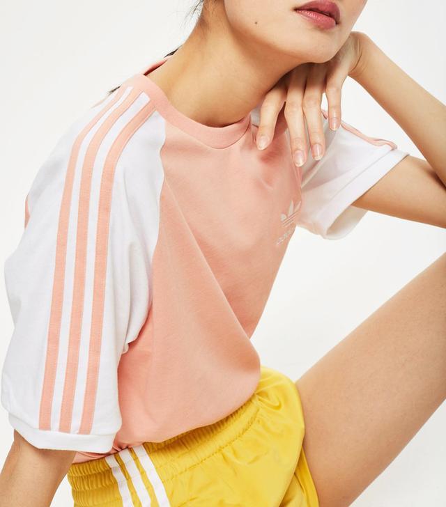 Topshop x Adidas Originals California T-Shirt
