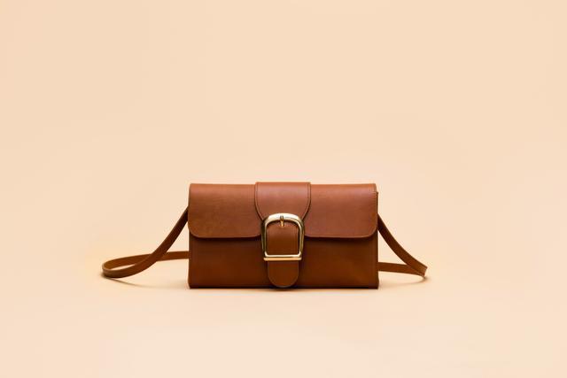 Rylan Studio 2.2 Small Aged Cognac Bag