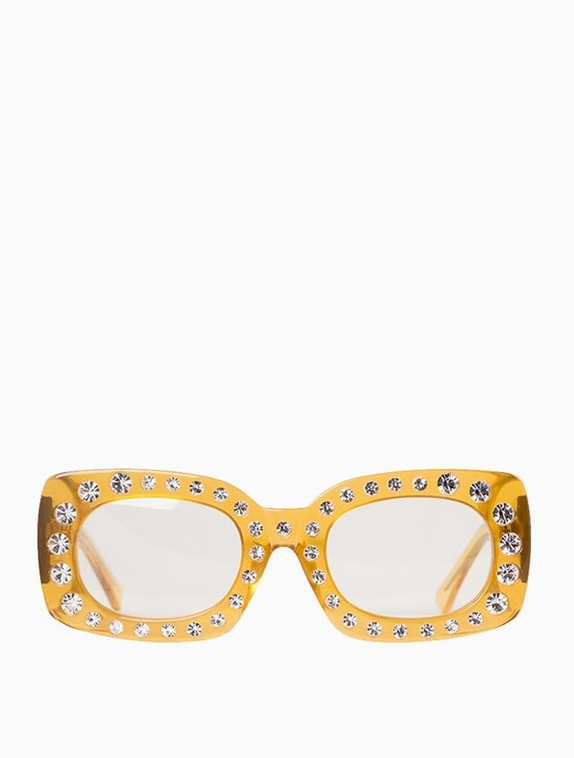 Poppy Lissiman Crystal Beth in Yellow