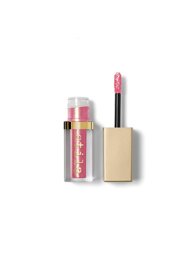 Stila Glitter and Glow Liquid Eyeshadow in Beauty Junkie