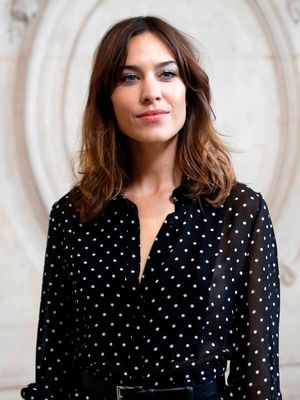 These Are the Boots Alexa Chung Always Pairs With Printed Midi Dresses