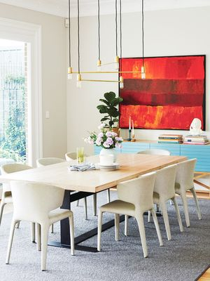 """Interior Designers Agree: These """"Greige"""" Paint Colors Are Transformative"""