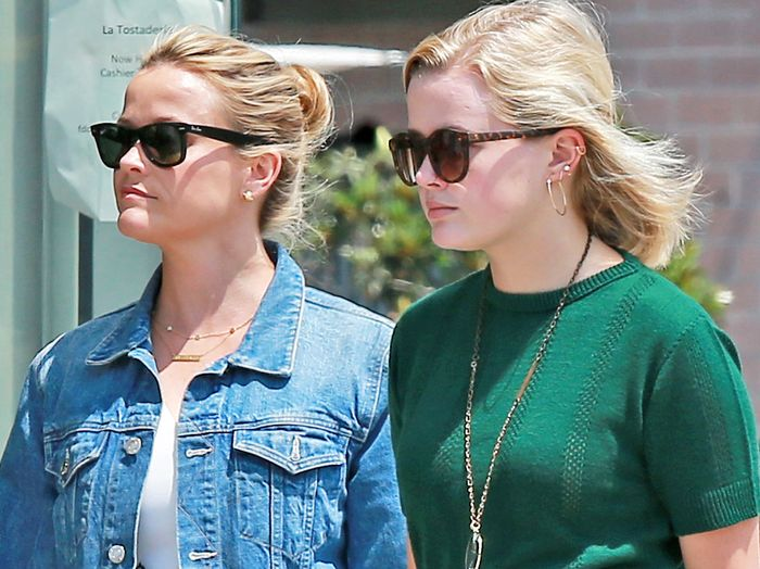 Reese Witherspoon Wore a $98 Dress for a Date With Her Daughter