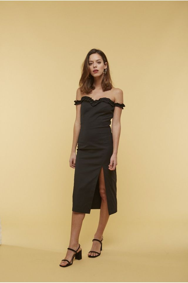 Musier Paris Morgane Dress