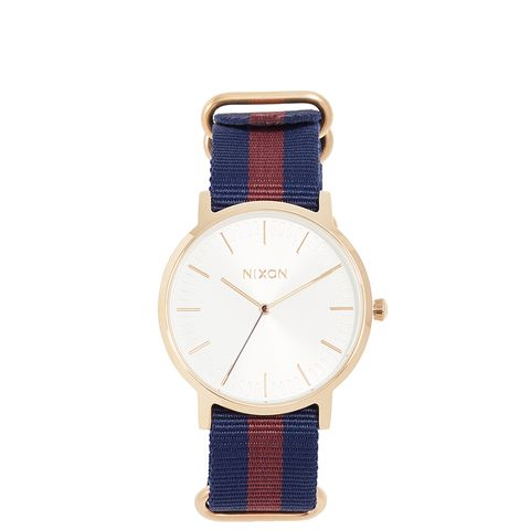 Porter Nylon Watch, 40mm