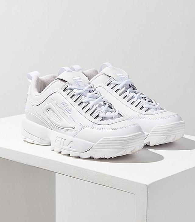 FILA Disruptor 2 Premium Mono Sneaker