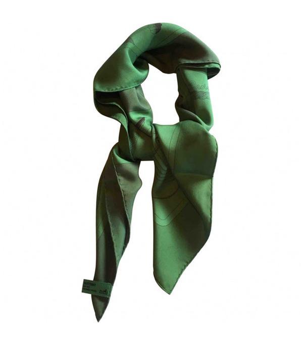 mothers day 2017 - Hermès Gavroche Silk Silk Handkerchief