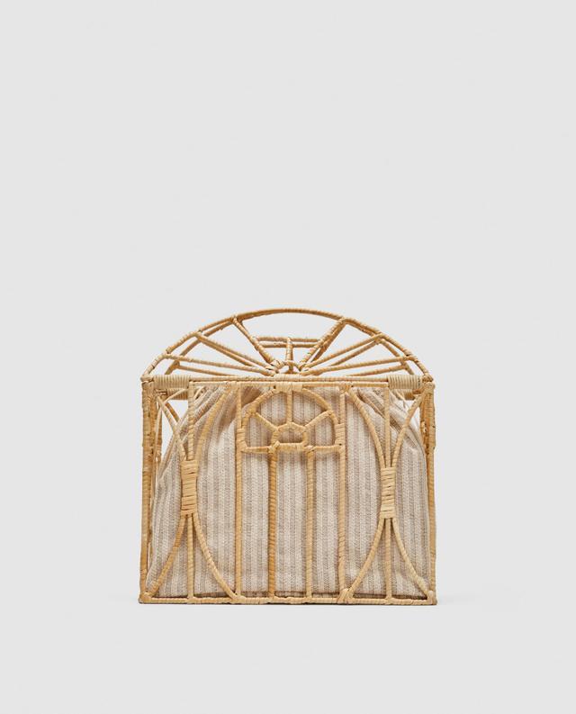 Zara Cage Bag