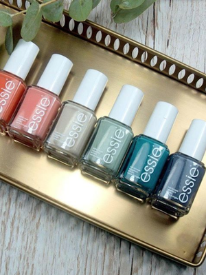 Exclusive: 2 Spring Manicure Tutorials Featuring Essie's Newest Collection