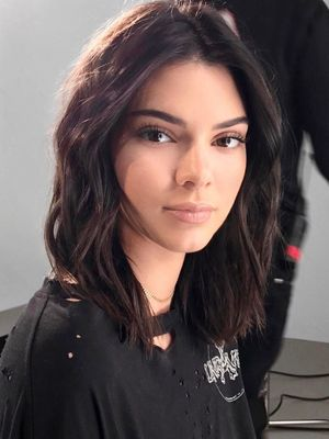 This Is the Best Texturising Product Ever, According to Kendall Jenner's Stylist