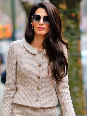 Amal Clooney Landed Her First Vogue Cover—and It Was Worth the Wait