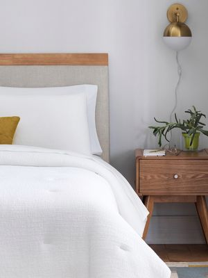 The Nate Berkus x Target Bedding Line Is Here (Just in Time for Spring)