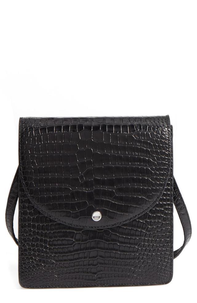 Elizabeth And James Eloise Leather Crossbody Bag -