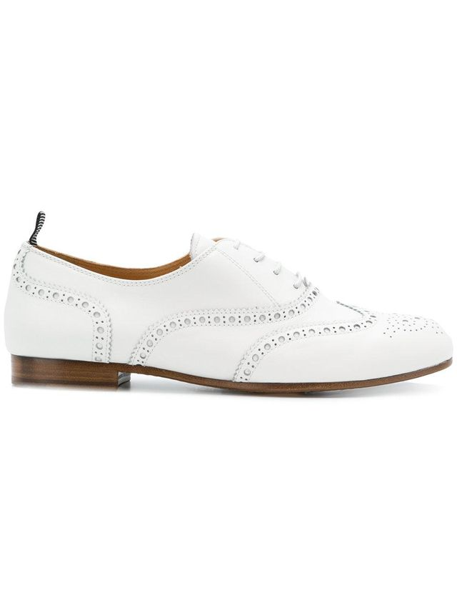 classic lace-up brogues
