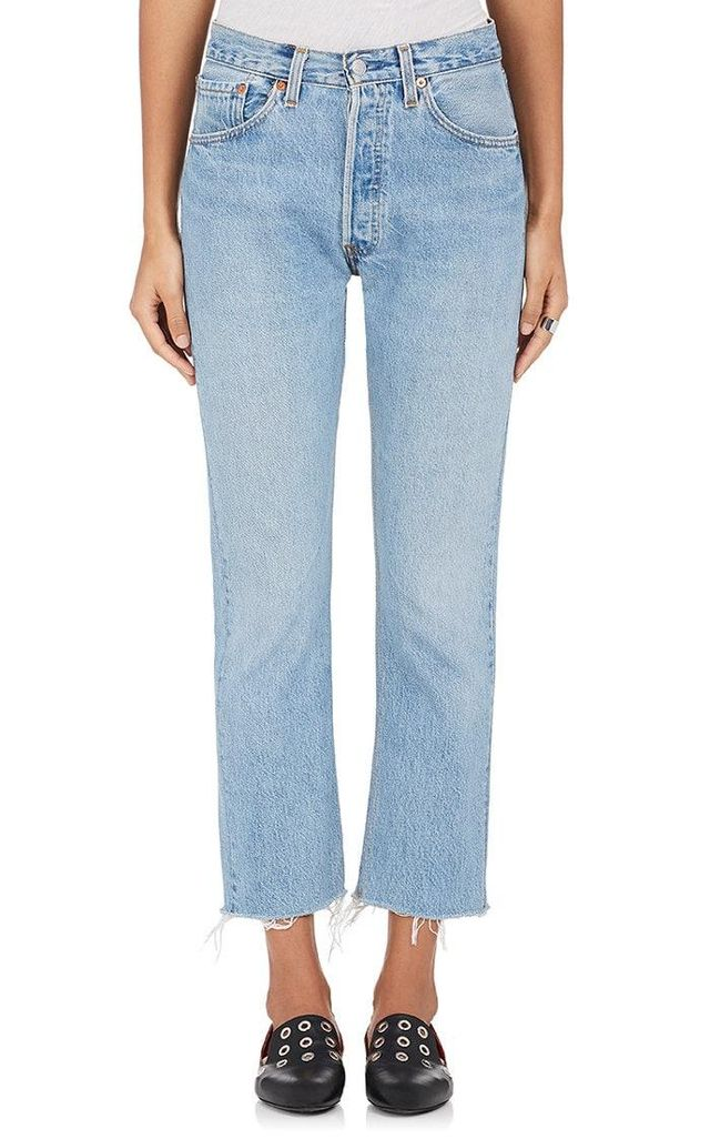 Women's High Rise Crop Flare Levi's® Jeans