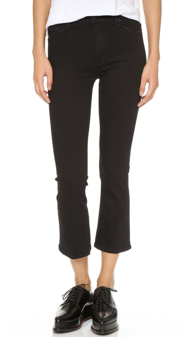 The Insider Crop Jeans