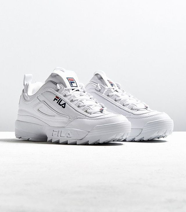 FILA Disruptor II Sneaker - White 10 at Urban Outfitters