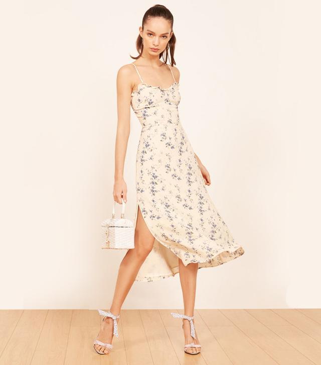 Reformation Cassandra Dress