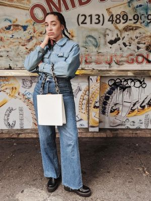 "15 Looks That Prove Double Denim Will Never Be ""Out"""