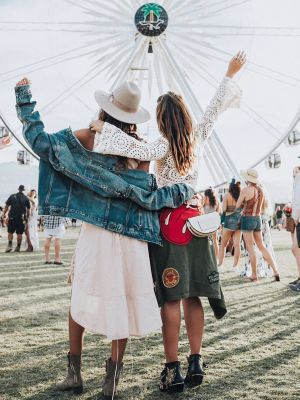 12 Pieces That Really Want You to Wear Them to Coachella