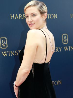 Kate Hudson Wore a Stunning Dress for Her First Red Carpet Maternity Look
