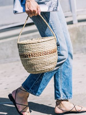 In Search of the Perfect Straw Bag? Here Are 30