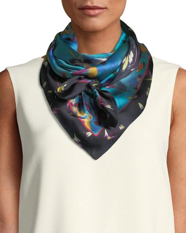 Primrose Silk Scarf
